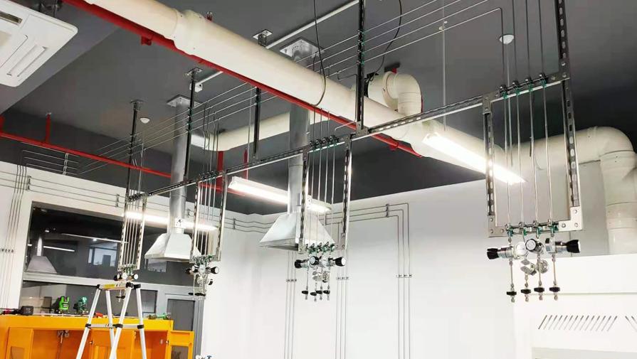 实验室供气系统案例