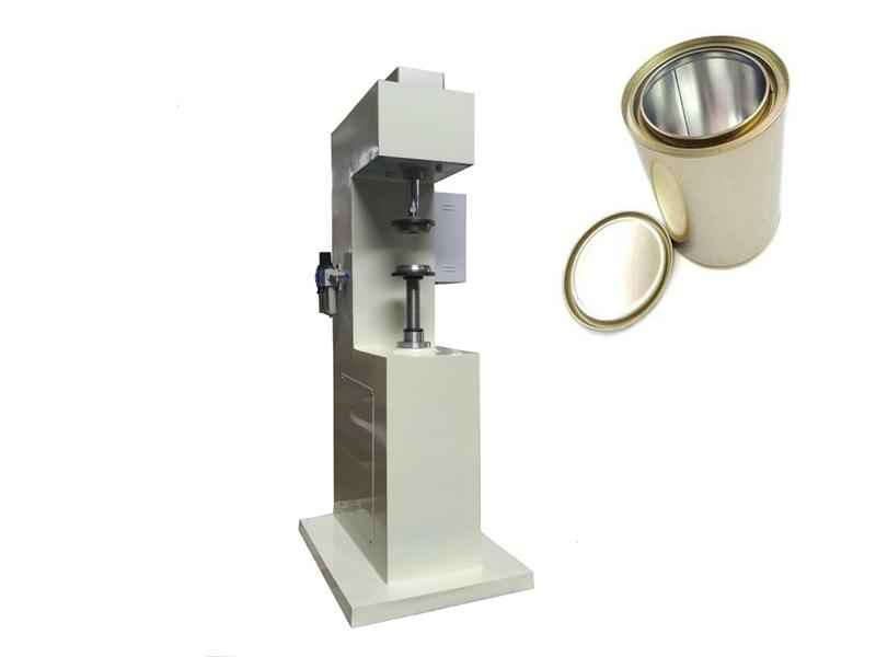 圓罐(1-5L)半自動生產線