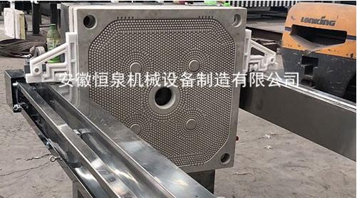 内蒙古不锈钢包覆处理压滤机