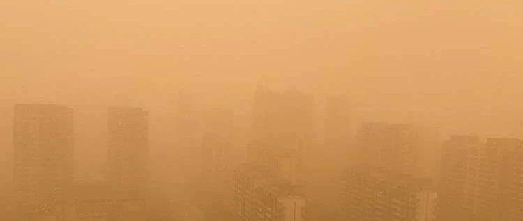 沙尘暴是三北防护林开口子吹来的?