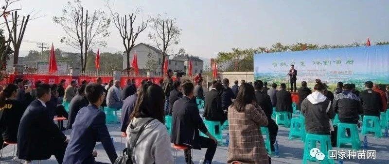 中国林科院亚热带林业研究所博士工作站在湖北黄石授牌成立