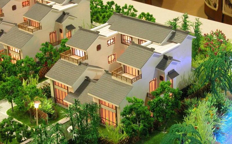 你了解建筑模型的基本特征是什么吗