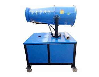 工地扬尘治理设备主要有四个特点