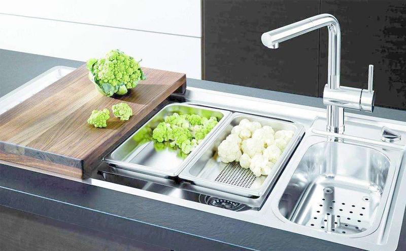 提升厨房舒适度五金配件挑选有讲究