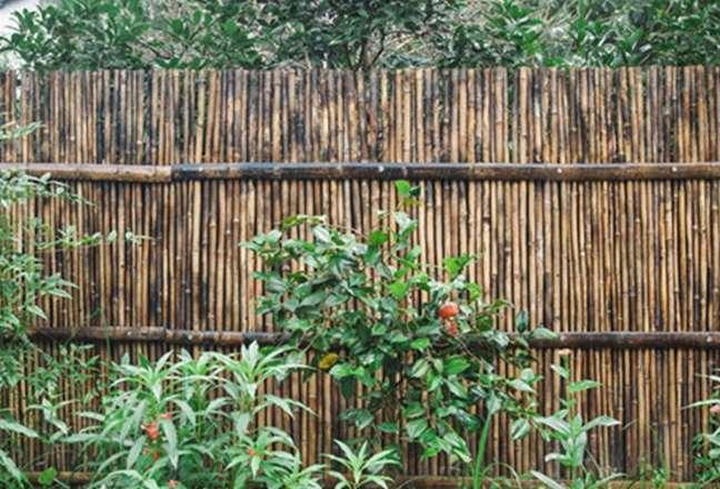 教您如何做竹篱笆