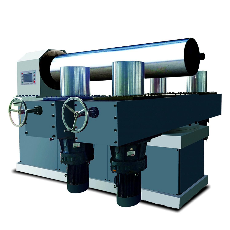 600型四机头纸管机