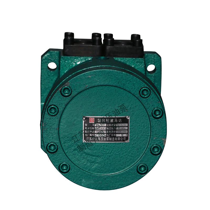 液压柱塞泵轴承什么时候需要更换?