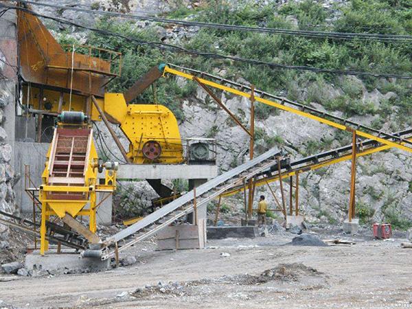 矿山设备回收