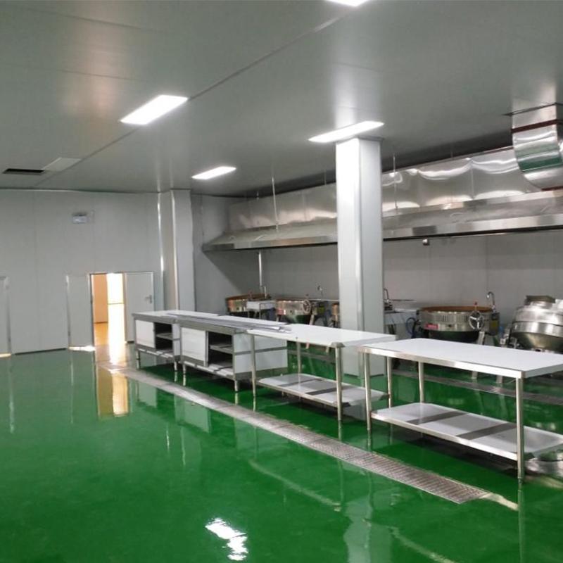 青岛净化工程洁净室的维护要点