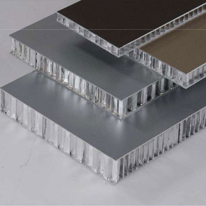 铝蜂窝复合板