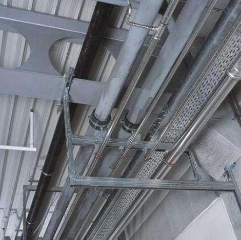 成品支吊架厂家告诉你成品支吊架安装的注意点