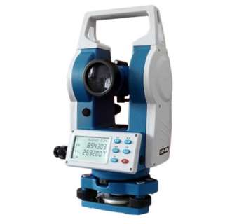 经纬仪在测量中的应用