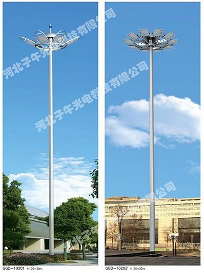 太阳能路灯杆生产厂家盲目跟风改行比不上深耕细作本身