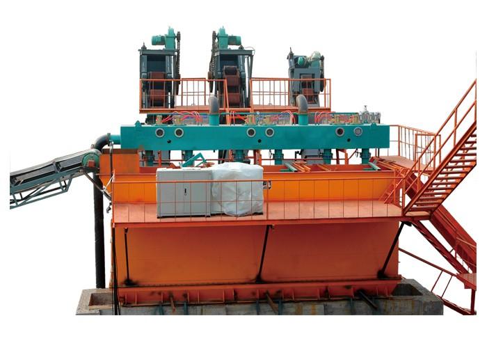 洗煤设备中跳汰机在节省水上具有的优势