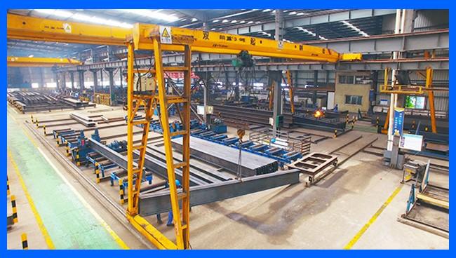 钢结构构件加工流程与规范