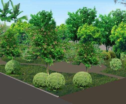 园林绿化施工要点介绍