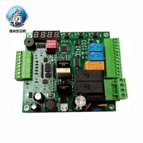 电动门控制系统