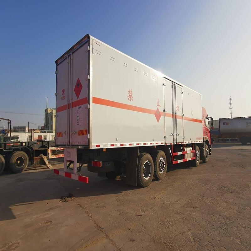 自燃物品运输