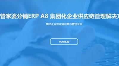 管家婆分销ERP A8