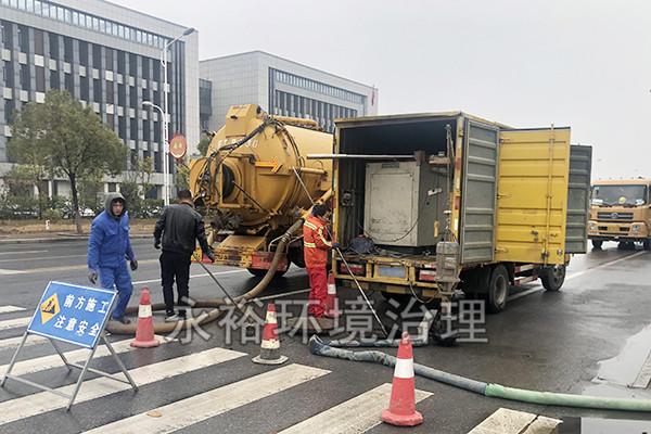 市政管道清淤工程