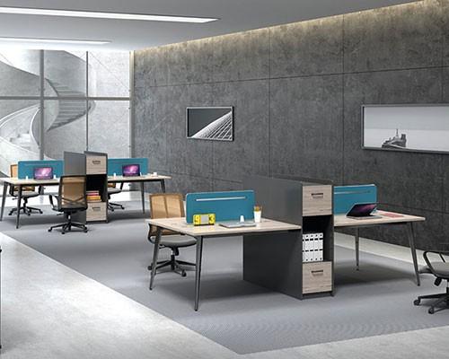 办公桌的设计层面要保证耐用要求