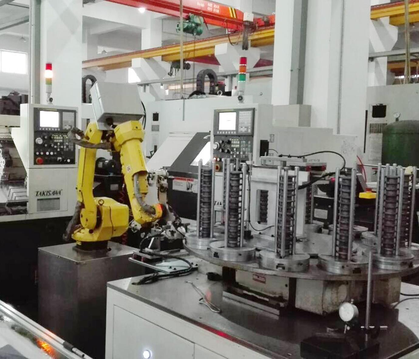 什么是上下料机器人及其优越性有哪些?