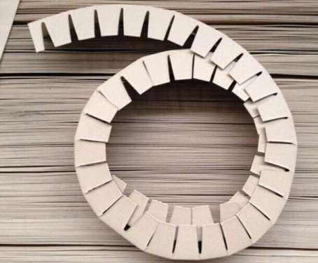 不同纸护角的抗压性能如何呢
