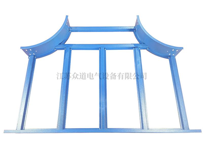 铝合金梯式三通