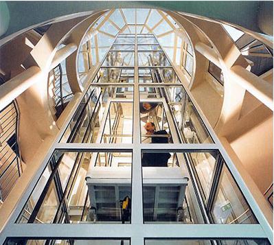 什么是观光电梯? 你了解观光电梯的工作原理么?