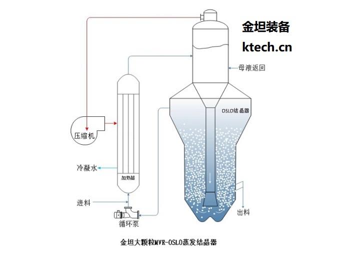 MVR蒸发器-大颗粒专用OSLO型