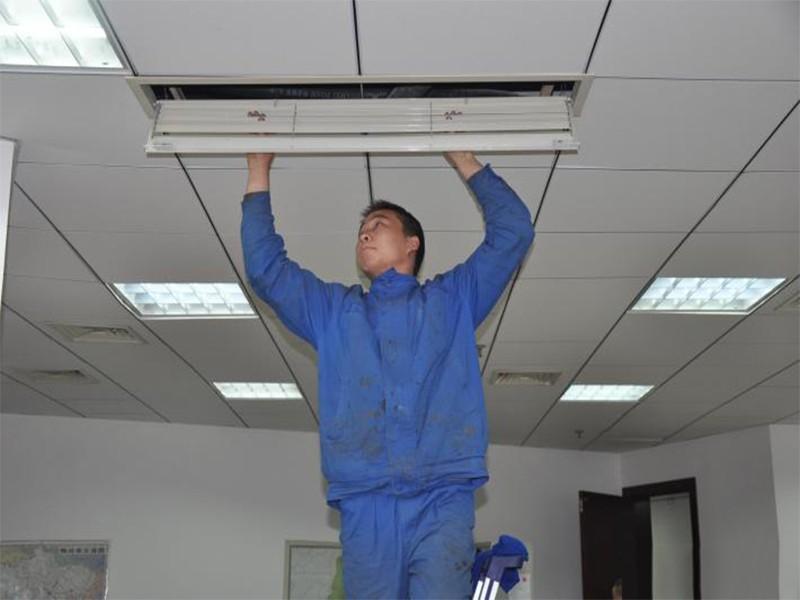 要安装中央空调,我的吊顶应该怎么办?