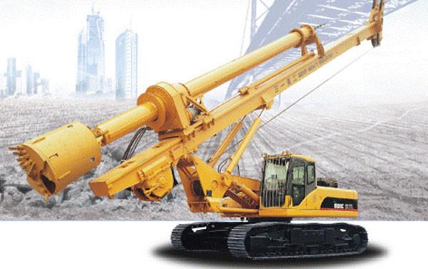 简述旋挖钻机成孔的优势