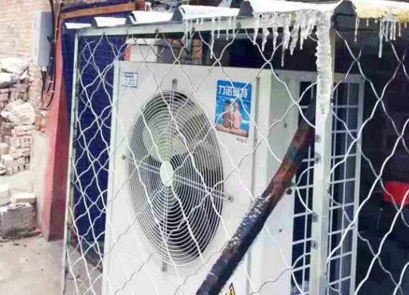 冬季热泵如何防冻?机组被冻怎么办?
