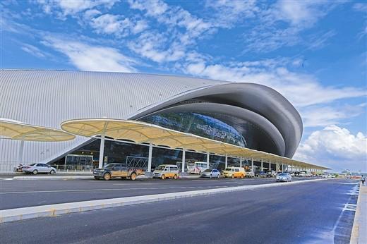 南寧吳圩國際機場航站樓