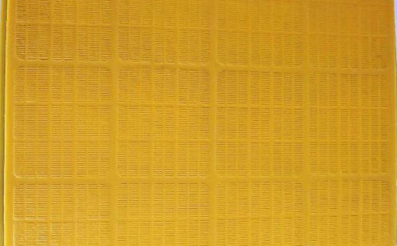 聚氨酯筛网在使用过程中的七点常见问题