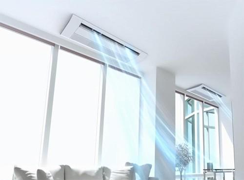 安装中央空调的五大理由,你值得拥有!