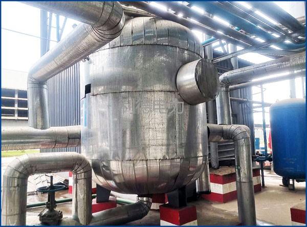 定期排污扩容器项目