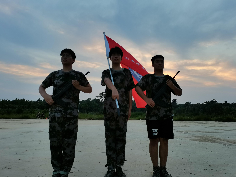 军刃国旗护卫队
