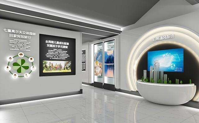 科技展览设计