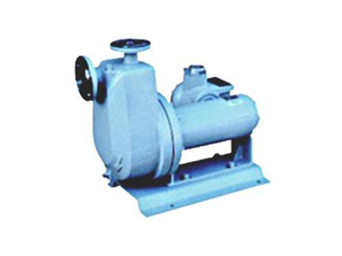 自吸型屏蔽泵