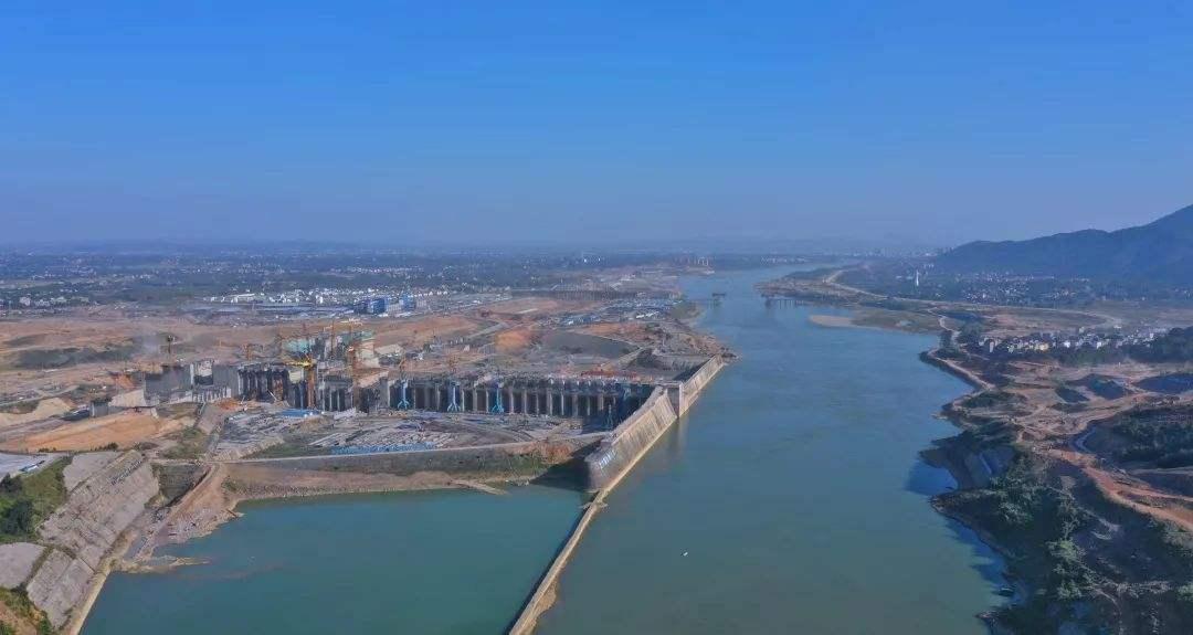 广西大藤峡工程