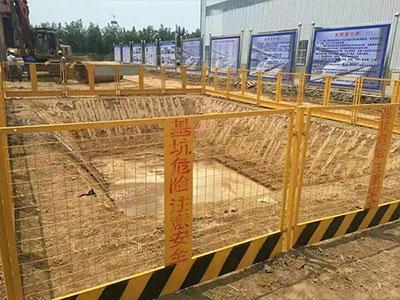 基坑护栏优势