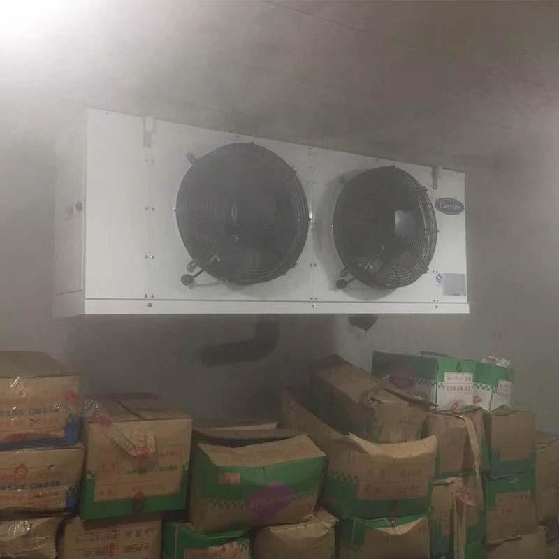 冷库制冷设备安装