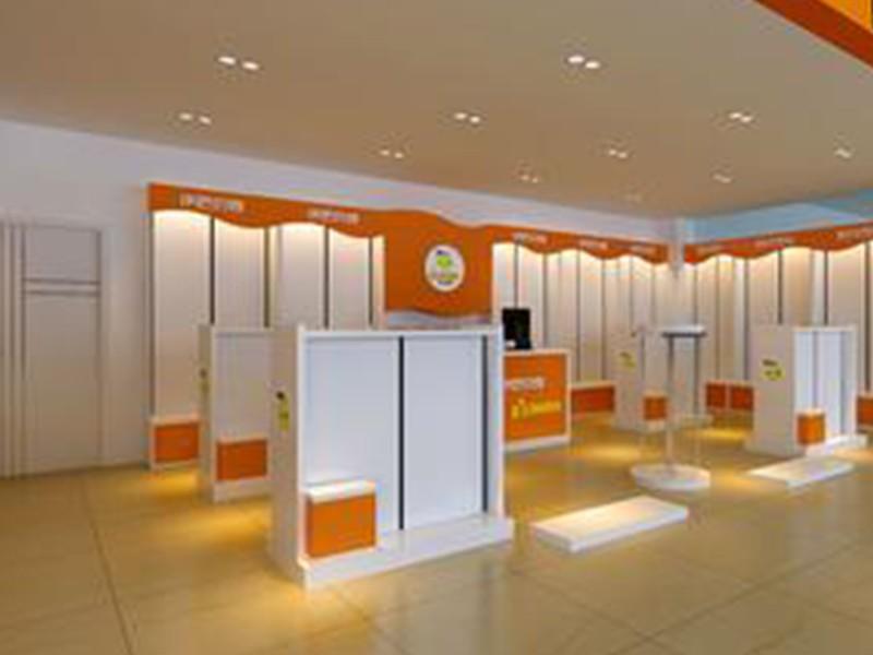 小型服裝店展柜