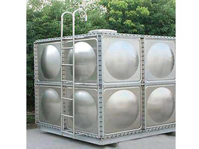 许昌卫校12m³BDF不锈钢水箱