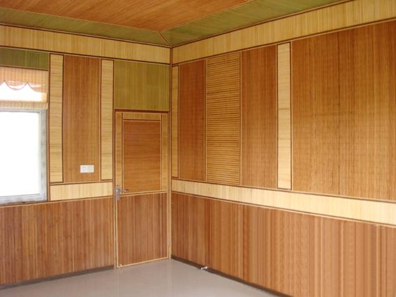 室内竹装修价格