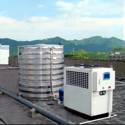 商用热水器的水箱又大又多,该如何清洗?