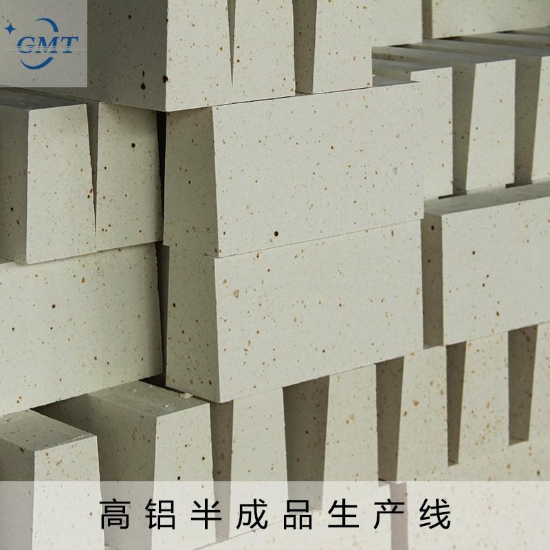 高铝半成品生产线