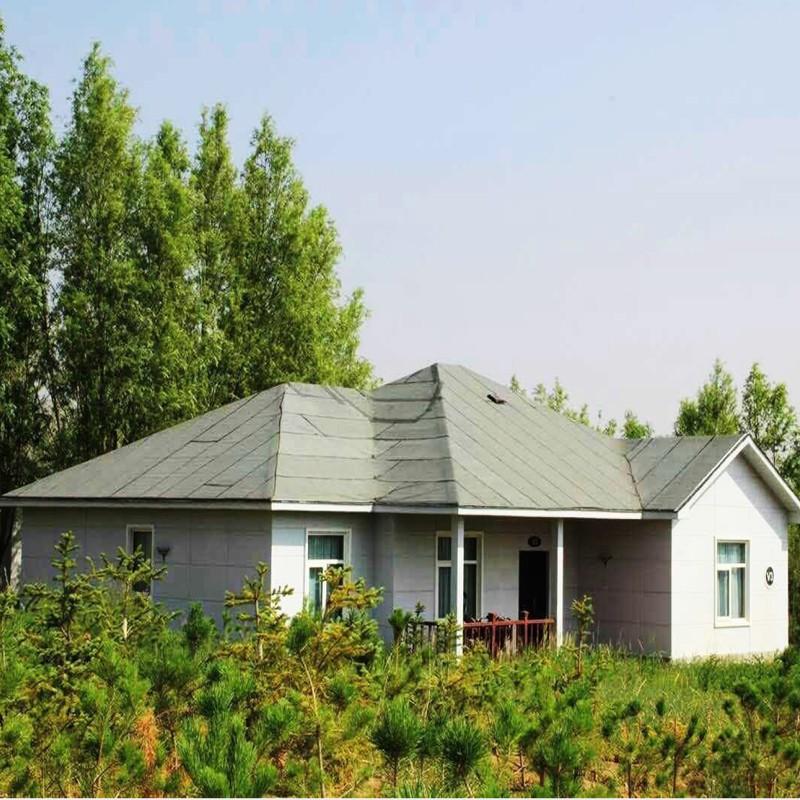 生态木屋营地——豪华别墅