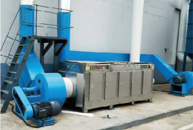 【废气处理设备】低温等离子废气处理设备